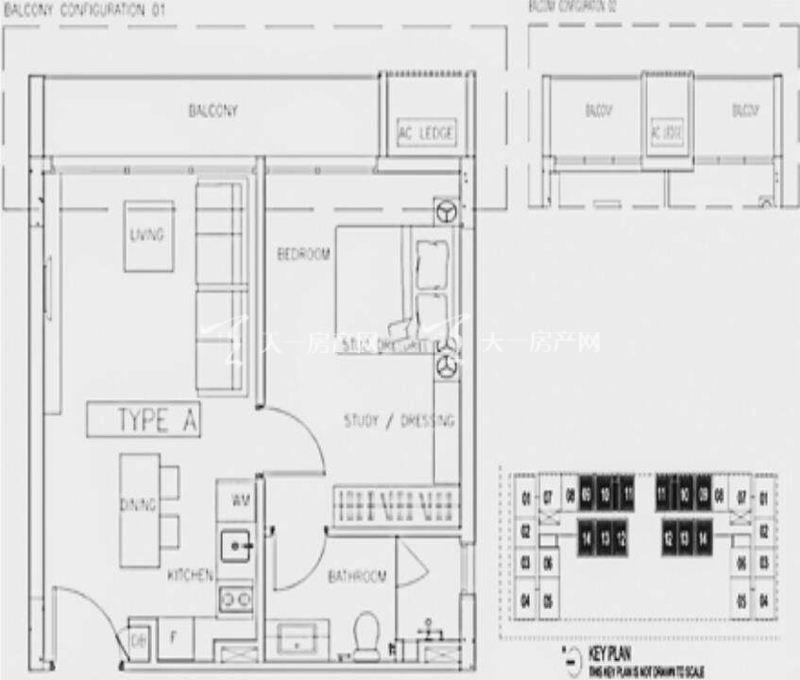 Skyline-云顶A户型1室2厅1卫使用面积77㎡.jpg