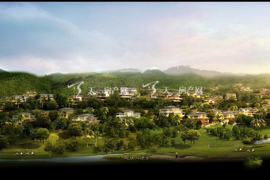 绿地滇池国际健康城效果图8.jpg