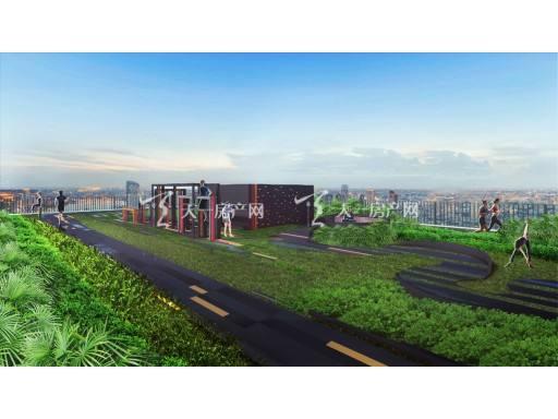 曼谷The Line景观园林效果图2.jpg