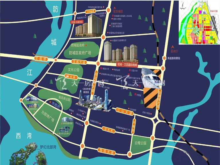 文昌市地图全图高清