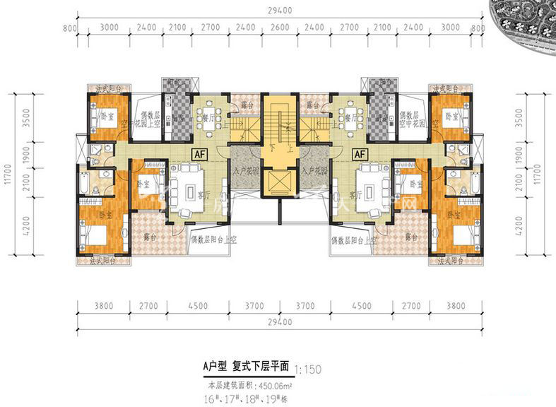 博鳌椰风海岸 3室2厅1厨2卫450.06㎡.jpg
