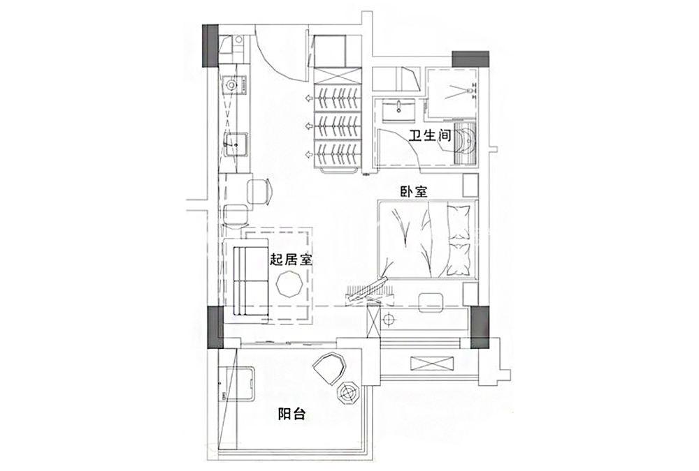 碧桂园东海岸碧桂园东海岸揽海洋房Y120C户1室1厅1厨1卫39.12㎡