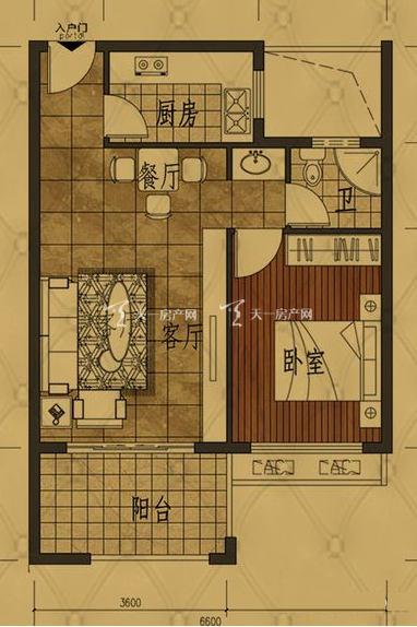 清澜茗都 D户型 1房2厅 61.37㎡.jpg
