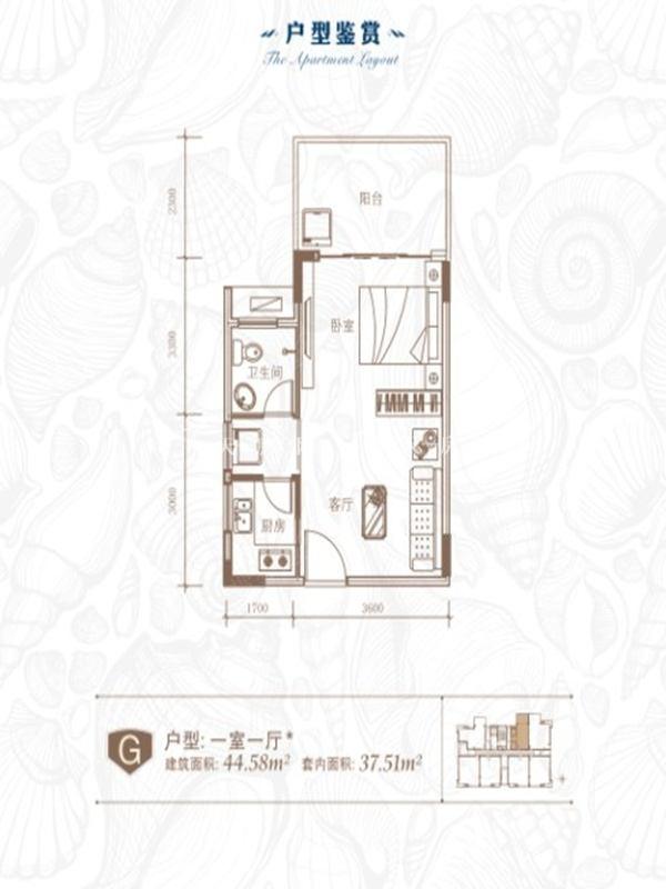 衍宏海港小镇 G户型 1室1厅1卫44.58㎡.jpg