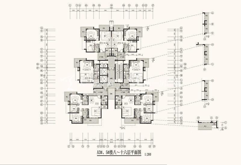 海的理想 A3#、5#楼8-16层平面图515.54㎡.jpg