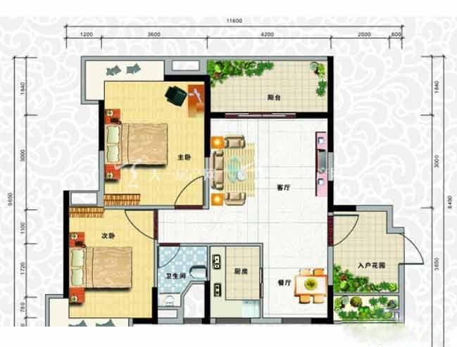天龙佳园 2室2厅1卫1厨建筑面积80.22㎡.jpg