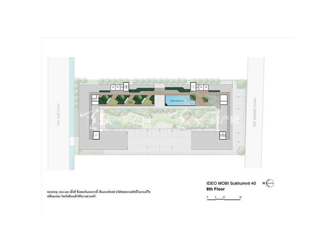未来公馆 户型分布图02