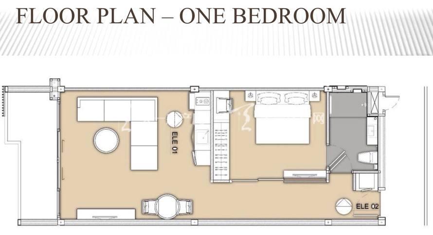 泰国普吉岛PBH酒店公寓项目 一室一卫 60㎡.jpg