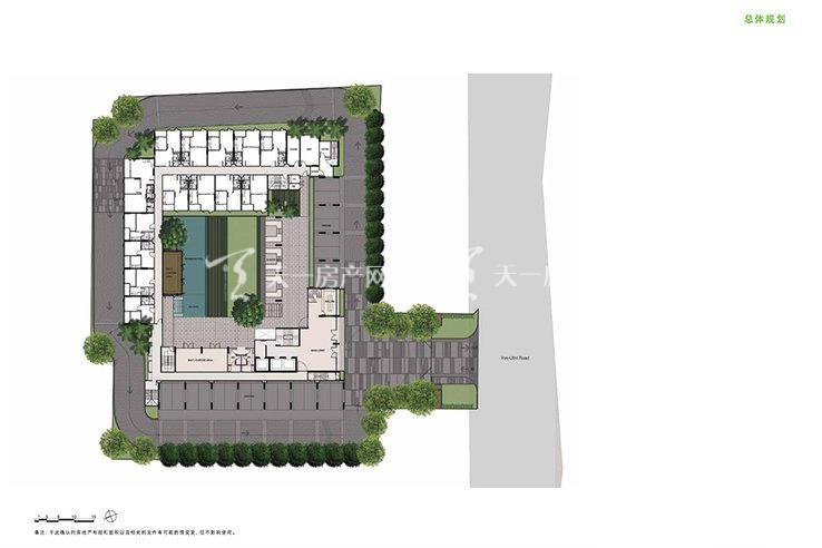 普吉市镇Base Height高层公寓 户型平面图一居34㎡两居57㎡(9).jpg