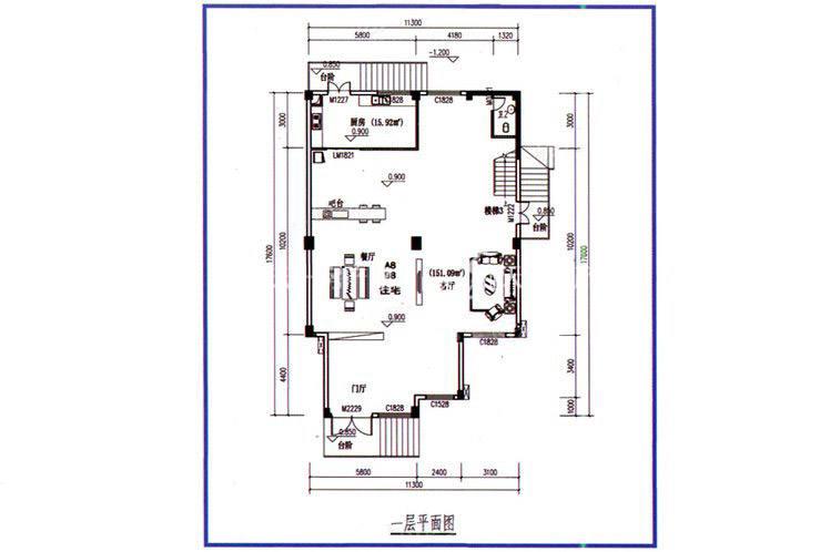 未央巷 A8B8户型6室3厅4卫1厨建筑面积534㎡.jpg