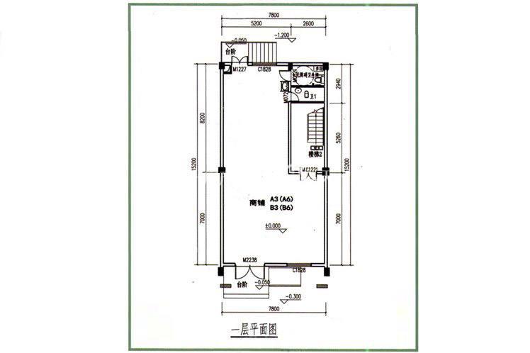 未央巷 A3A6B3B6户型4室建筑面积488㎡.jpg