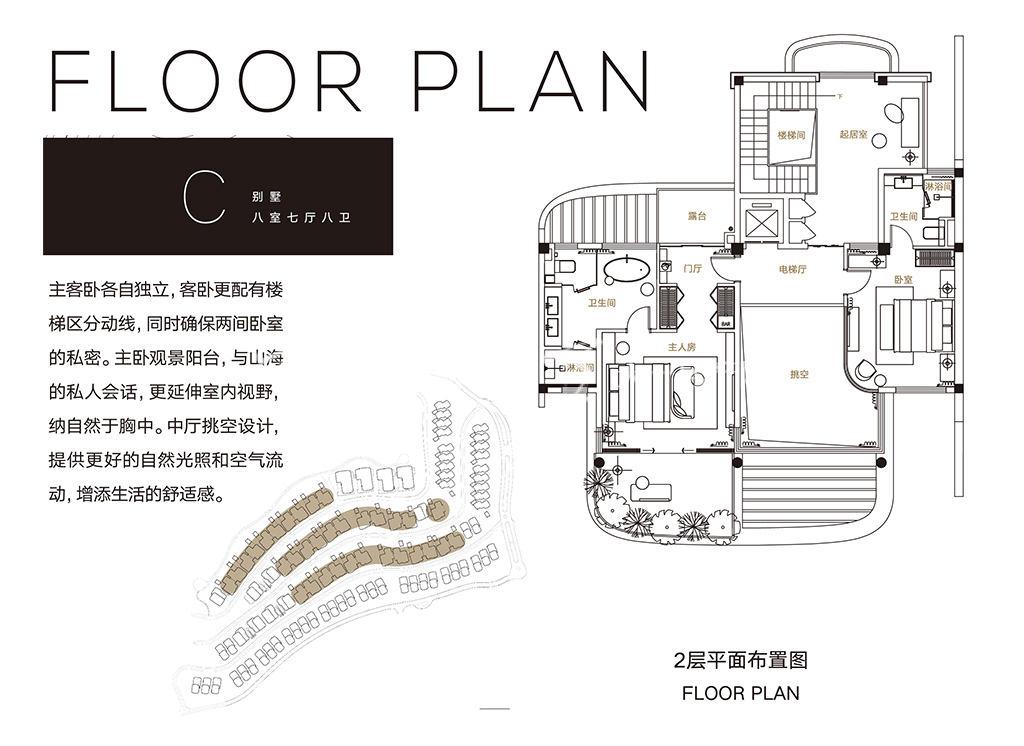 融创钻石海岸别墅C户型2层8室7厅8卫.jpg